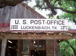 It did have a post office